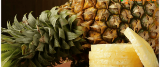 плод ананаса