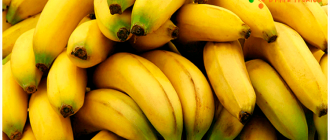 плоды бананов