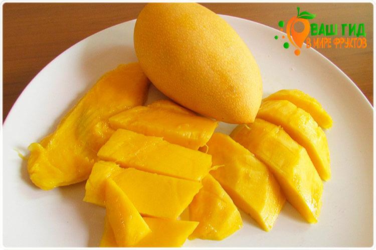 едим манго